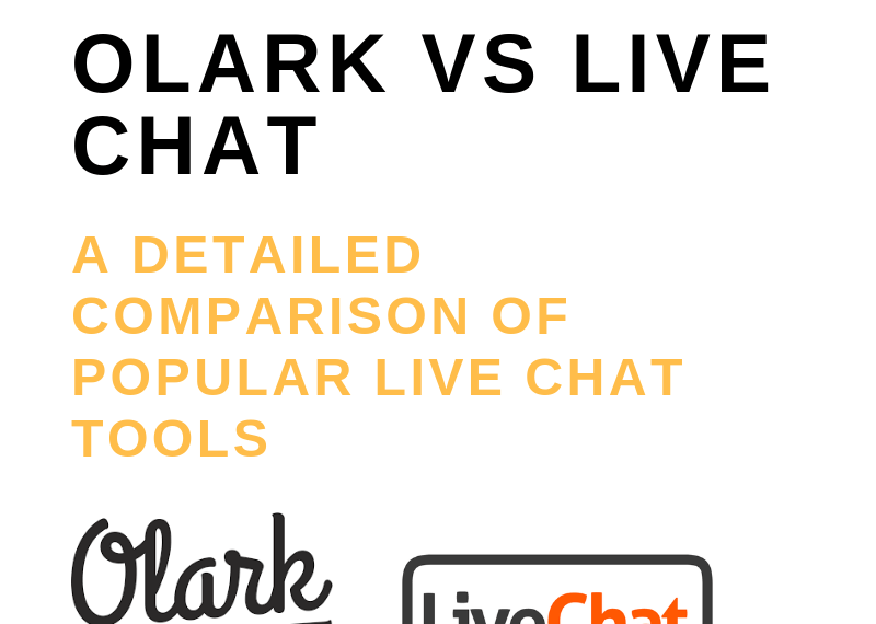 Olark Vs Live Chat