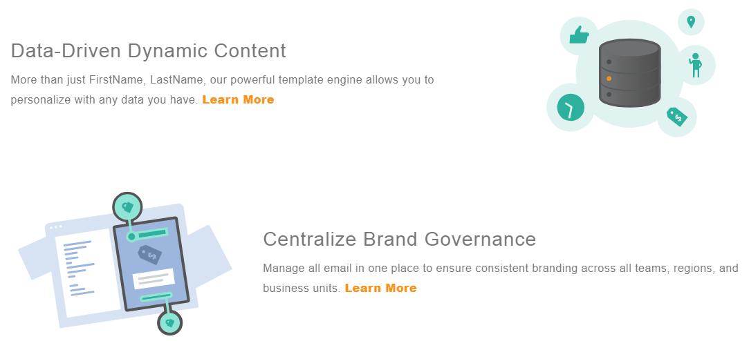 build campaigns sendwithus