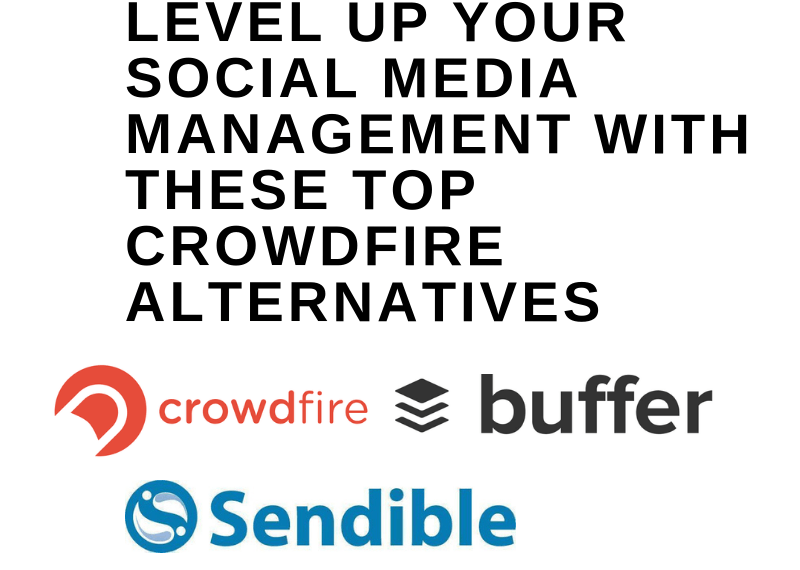 top crowdfire alternatives