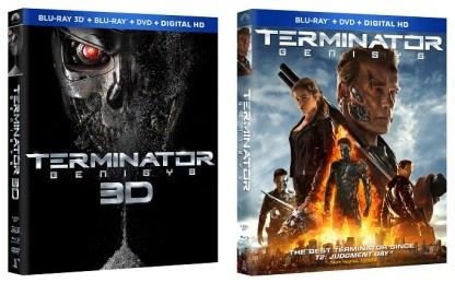 Terminator Genisys Box Art