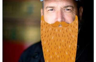 Wear a Beard and Help People!
