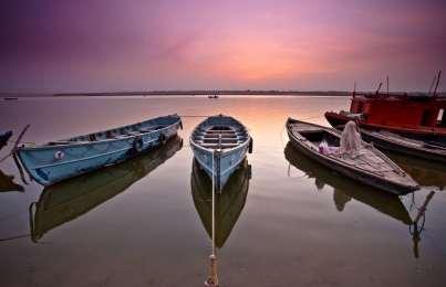 Lumen Dei: Varanasi