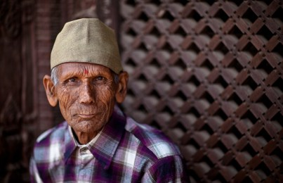 Portraits of Baktipur, Nepal