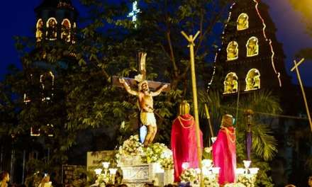 An Easter Parade. The Libut of La Union, Philippines.