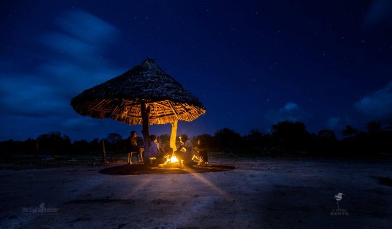 Wallpaper: Kenya at Night
