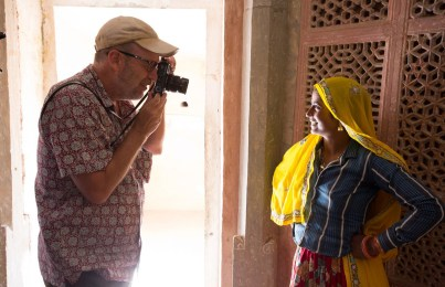A Podcast: A conversation on the Fujifilm X System with Piet Van den Eynde