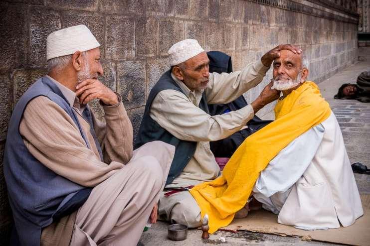 Kashmiri men