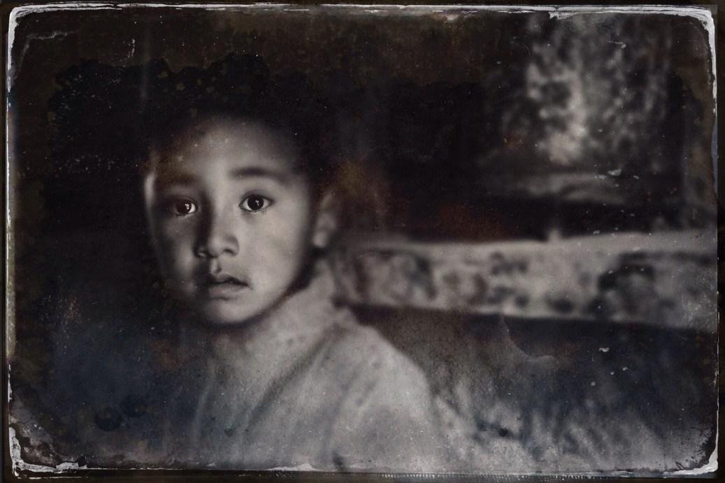 Ladakh boy