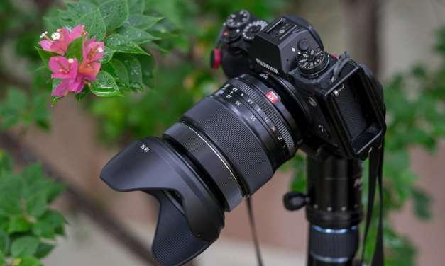 First Look: Fujinon XF 16-55 mm f/2.8 R LM WR