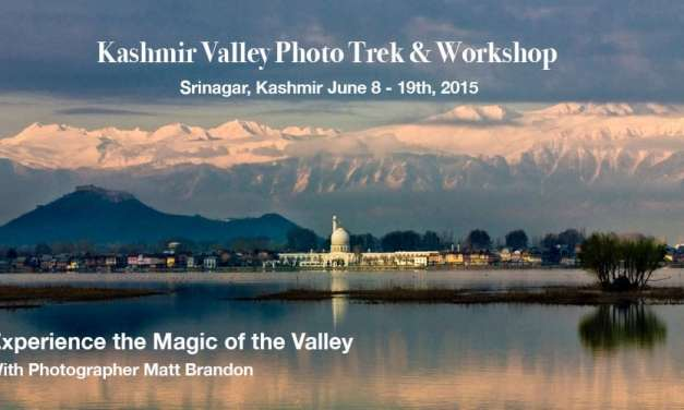 Planning your 2015 Photo Workshop schedule.