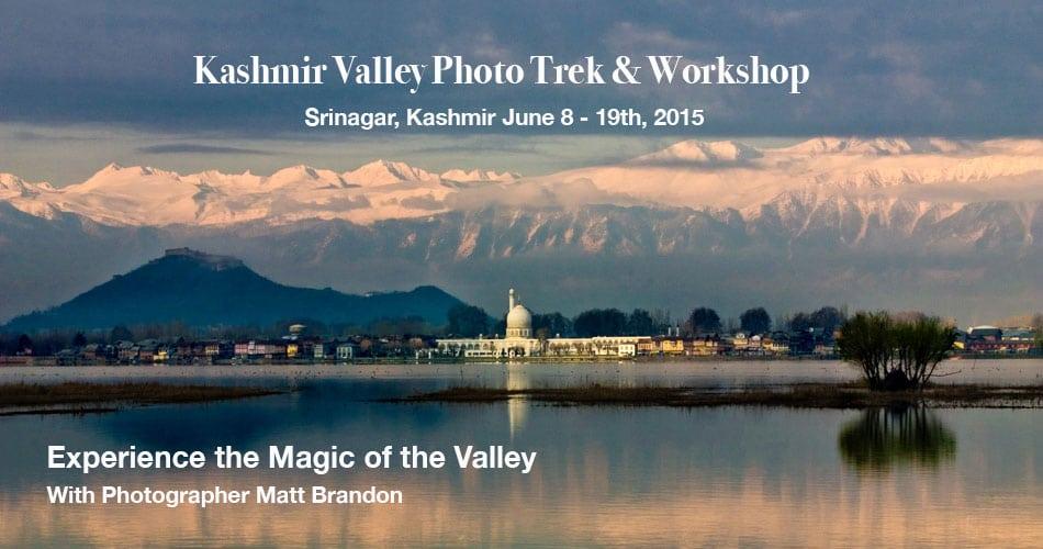 Planning your 2015 Photo Workshop schedule.