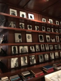 Photo Wall of Backs Of Heads