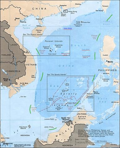 Chinese Admiral: South China Sea  'Belongs to China'