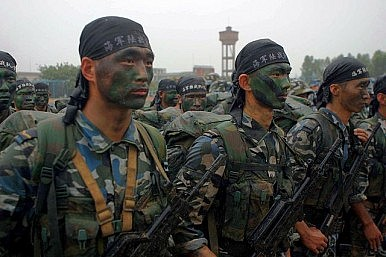 China Just Doubled the Size of Its Amphibious Mechanized Infantry Divisions