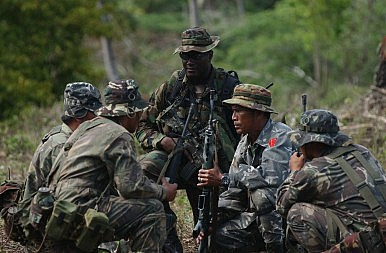Image result for us special forces in philippines