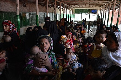 Myanmar's Refugee Problem: It's Not Just the Rohingya
