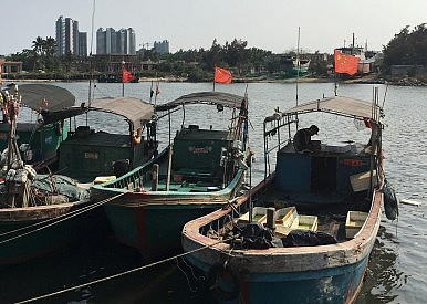 The South China Sea Is Really a Fishery Dispute
