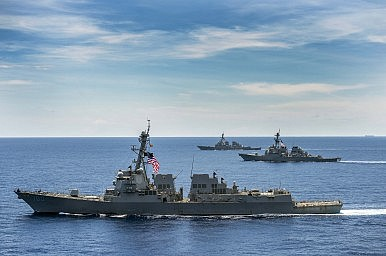 International Law Is Under Siege in the South China Sea