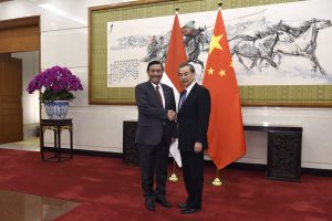 Indonesian Special Envoy Visits China in Show of Cooperation