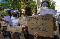 Diplomasi Ambivalen Jepang di Myanmar