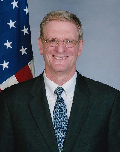 Todd Buchwald, former Ambassador for Global Criminal Justice