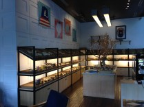 Bakery section.