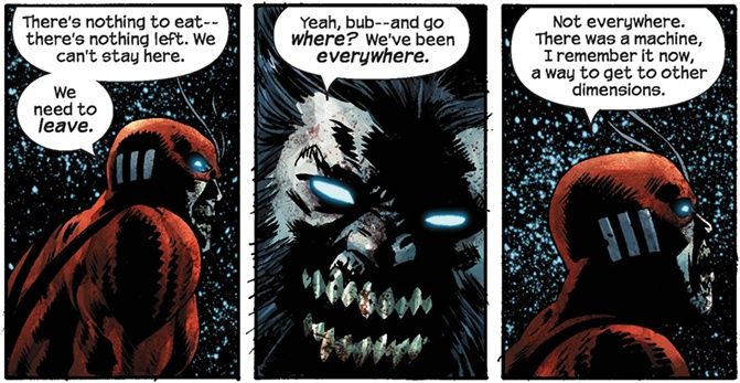 Marvel Zombies Dimension