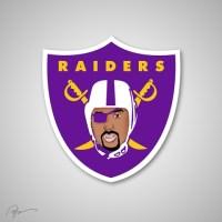 (PHOTOS) NFL - NBA Logo Mashup