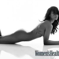 (PHOTOS) Morning Wood: Zoe Saldana Gets Naked