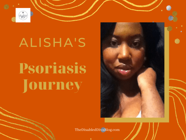 Alisha Bridges shares what led to her diagnosis of psoriasis and struggle to find a treatment plan that worked for her.