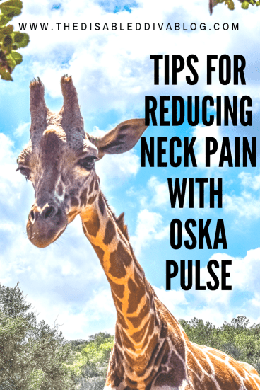 tips for reducing neck pain with oska pulse