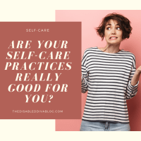 Is How You Practice Self Care Constructive or Destructive?