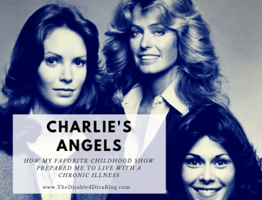 how the 1970's tv show charlie's angels prepared me to live with a chronic illness