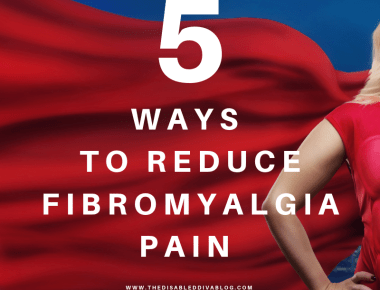 five ways to reduce fibromyalgia pain