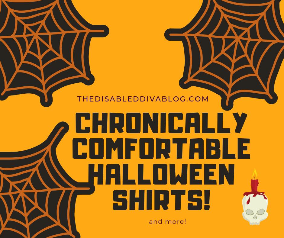 chronic comfort halloween shirts