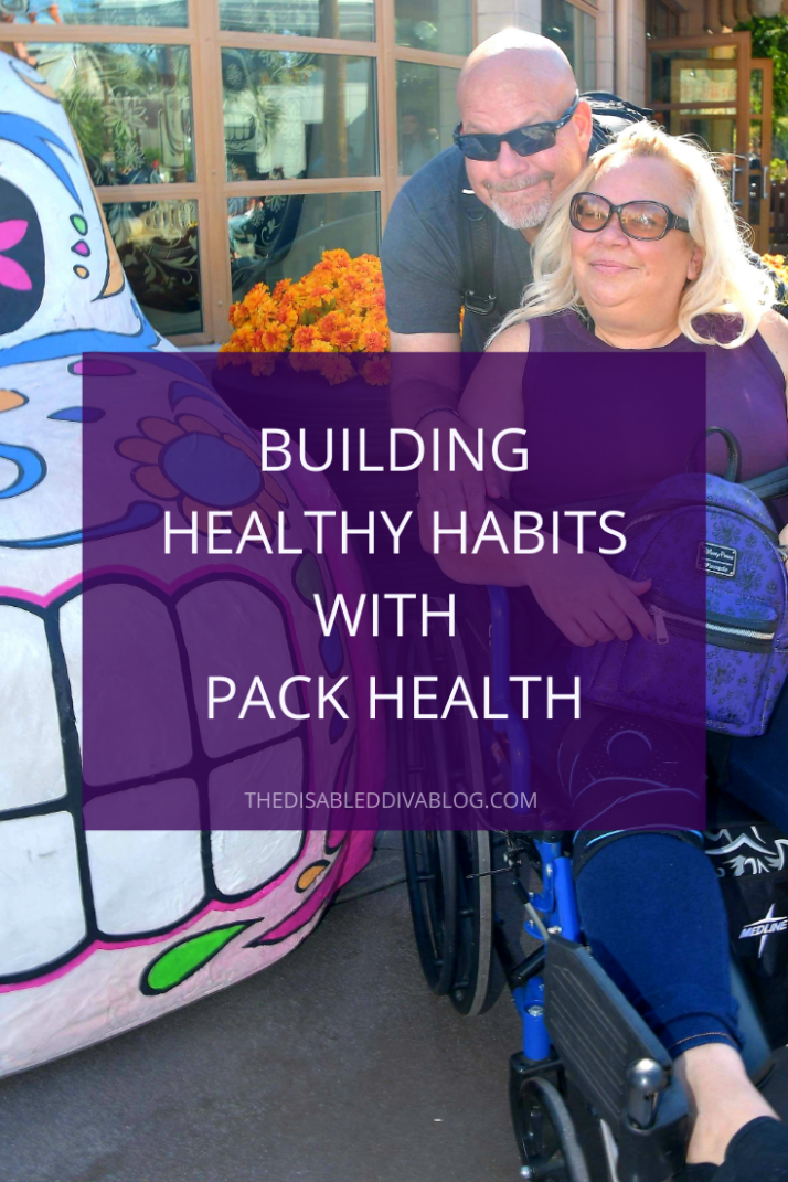 building healthy habits with pack health