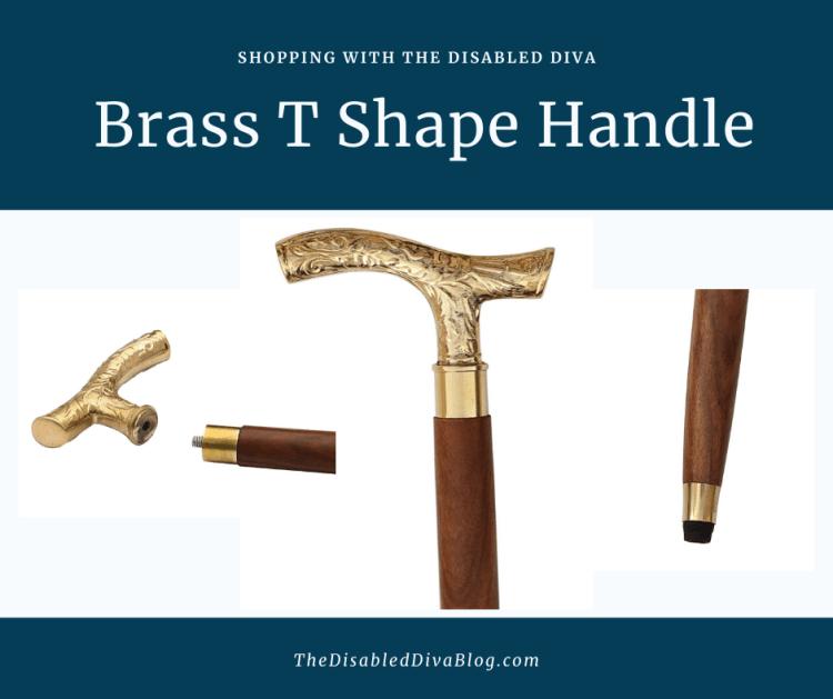 Brass T Shape Handle