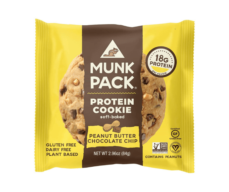 gluten and dairy free peanut butter chocolate chip cookie