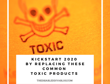 Kickstart 2020 by Replacing These Common Toxic Products