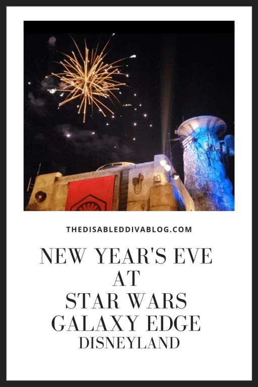 new years eve at star wars galaxy edge disneyland