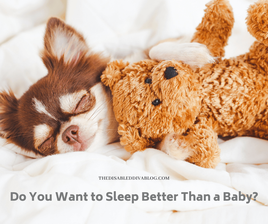 I am Saving Big on a Product that Helps Me Sleep Better Than a Baby