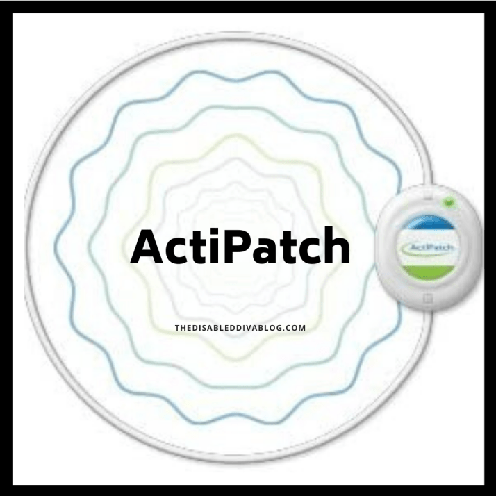 ActiPatch PEMF Device for chronic pain relief