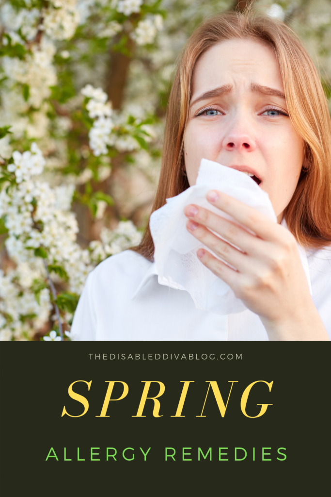 Spring allergy remedies