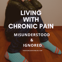 Living with Pain, Misunderstood and Ignored