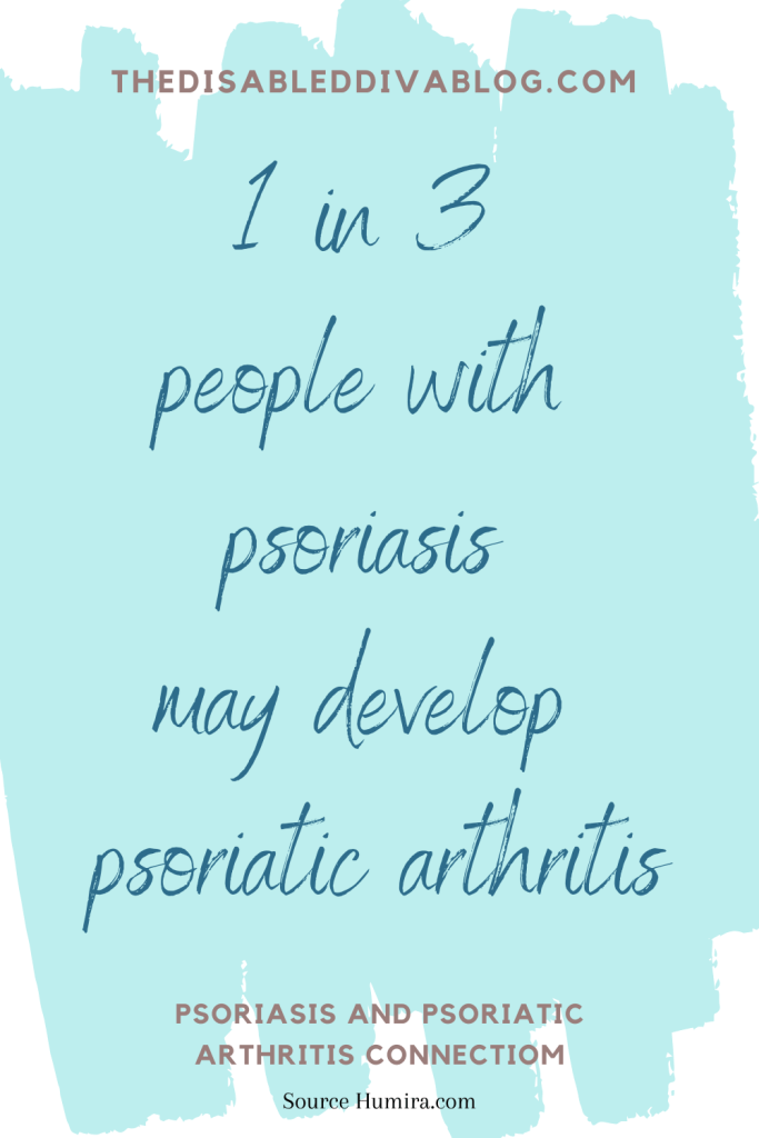 1 in 3 people with psoriasis may develop psoriatic arthritis. Without the right resources, the latter may go undiagnosed causing permanent damage. Learn more about the connection & what to do if you suspect you have either one.
