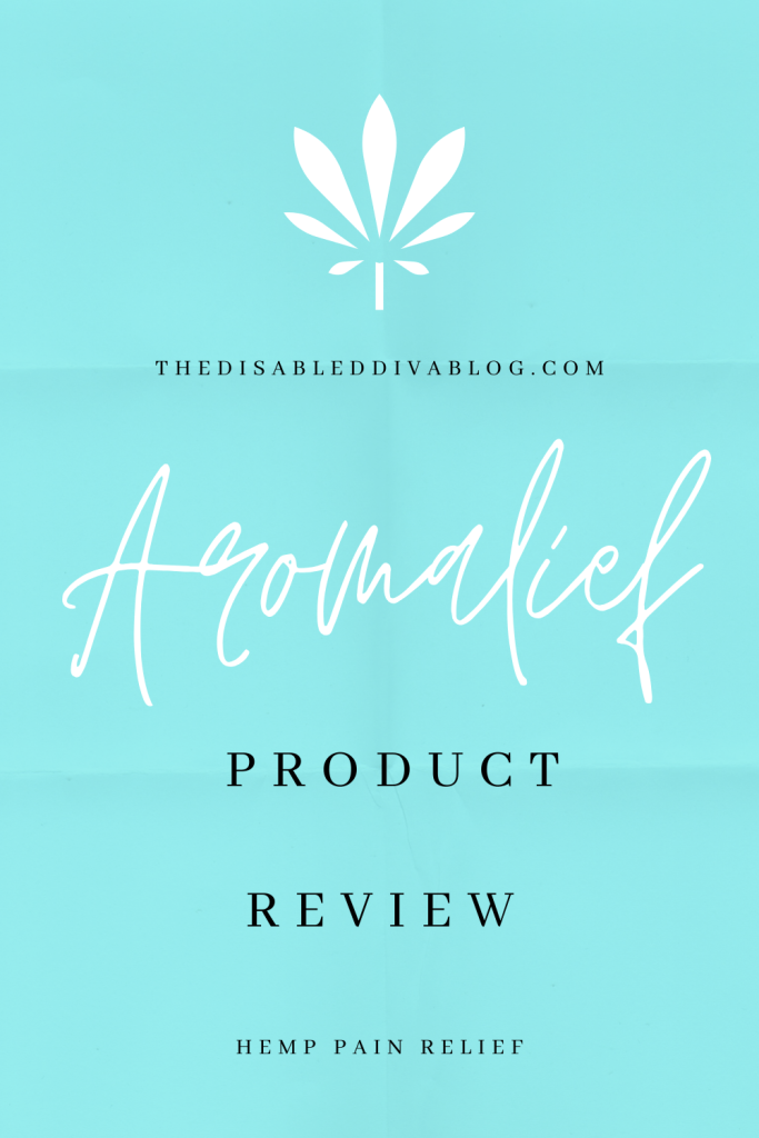 Product review of Aromalief Hemp Pain Relief Cream. Learn more about this cruelty-free and vegan lotion and see how it stood up to the pain that my hands experience from excessive typing.
