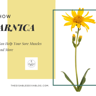 Arnica 🌼 is a wonder flower that makes sore muscles feel better! But its benefits do not end there! Learn more about it here!