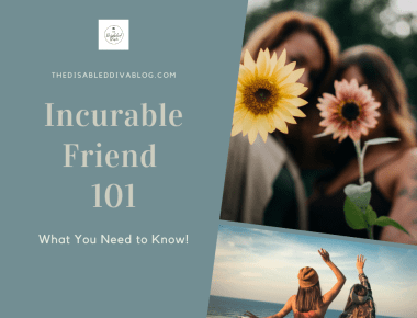What you need to know about your incurable friend in order to maintain a healthy relationship. 👭