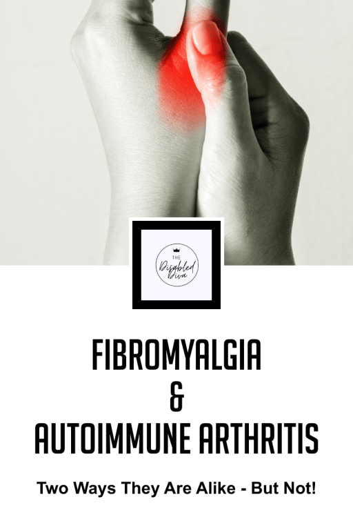 Fibromyalgia and autoimmune arthritis share many similar symptoms. Find out what they are and why knowing the difference is important.