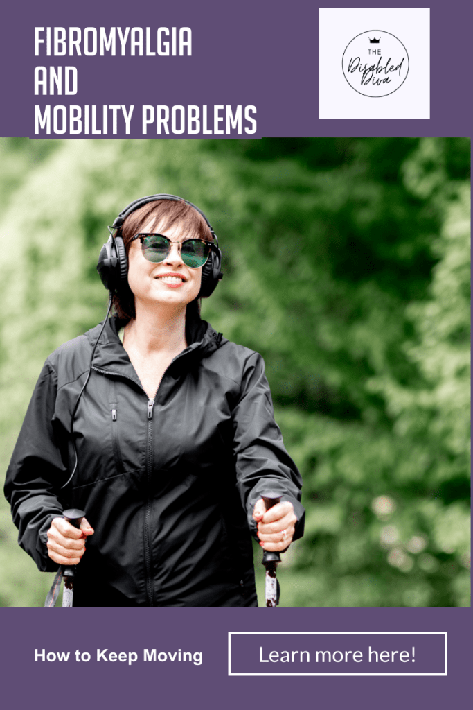 Fibromyalgia and the mobility problems it creates often make an already painful life more difficult. How to tell if fibro has created mobility challenges in your life and how to keep moving despite your chronic illness.